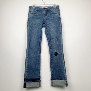 Anthropologie Holding Horses Distressed Jeans 26